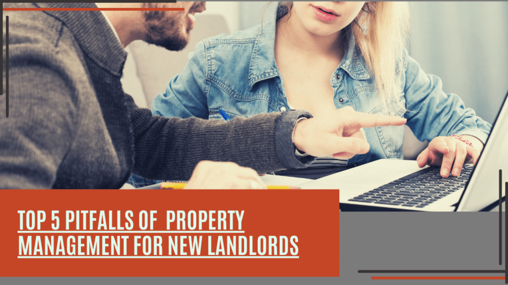 Top 5 Pitfalls of Vancouver Property Management for New Landlords - Banner
